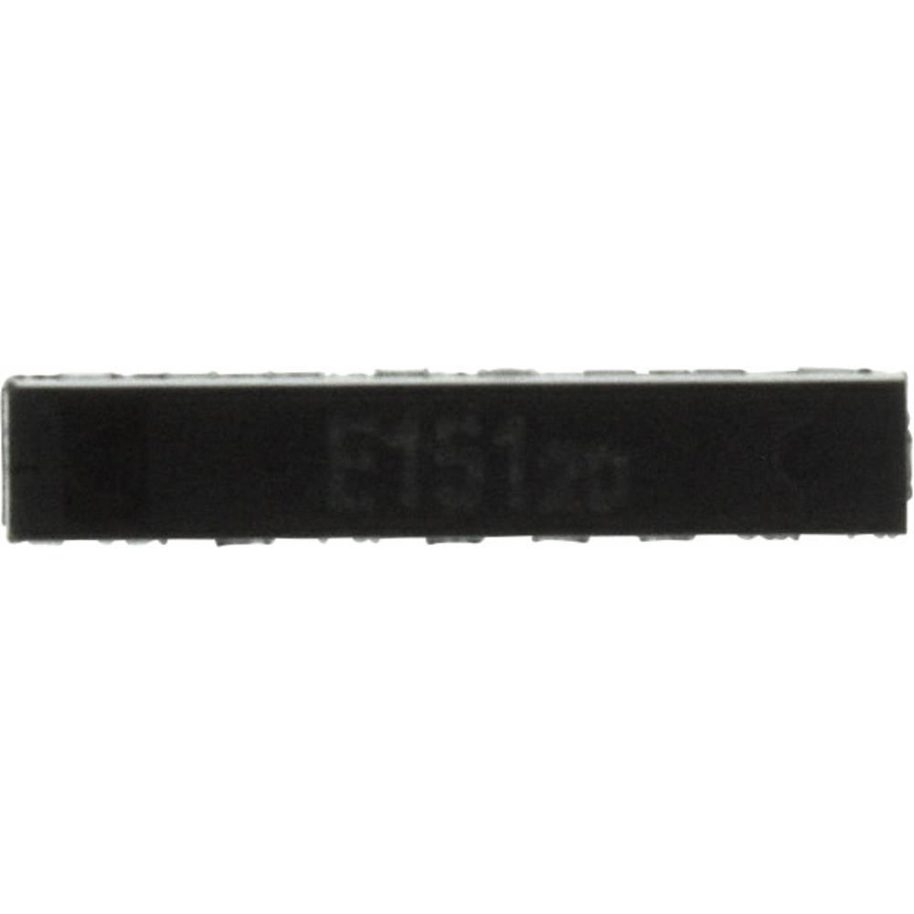 Otporna mreža 150 radijalno ožičena SIP-8 62.5 mW Panasonic EXB-H8E151J 1 kom.