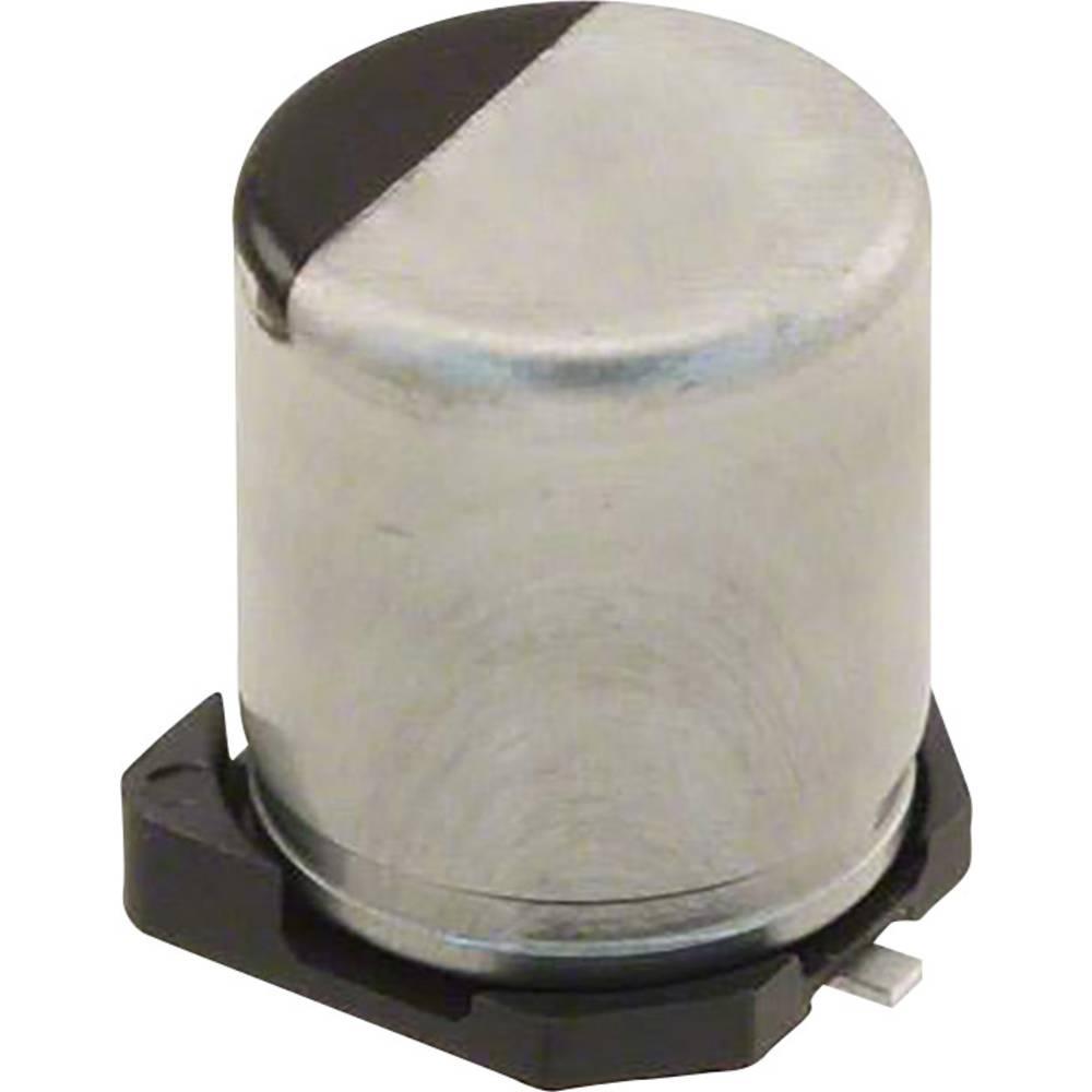 Elektrolitski kondenzator, SMD 10 µF 50 V 20 % (promjer) 5 mm Panasonic EEH-ZC1H100R 1 kom.