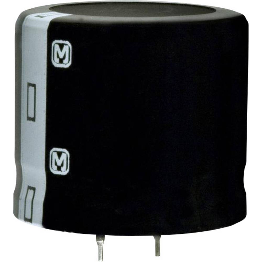 Elektrolitski kondenzator, SnapIn 10 mm 27000 µF 16 V 20 % (promjer x D) 35 mm x 7.3 mm Panasonic ECO-S1CA273EA 1 kom.