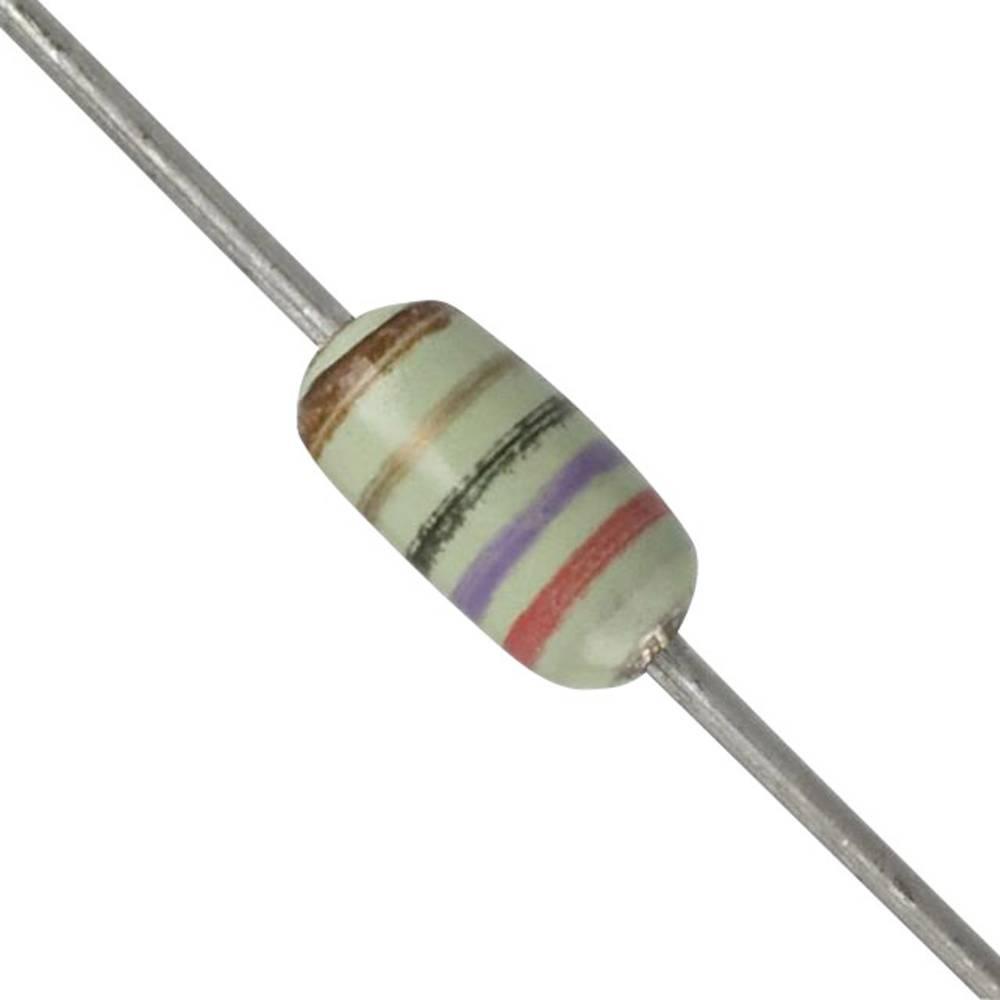 Kovinoplastni upor 27 aksialno ožičen 0.25 W Panasonic ERO-S2PHF27R0 1 kos