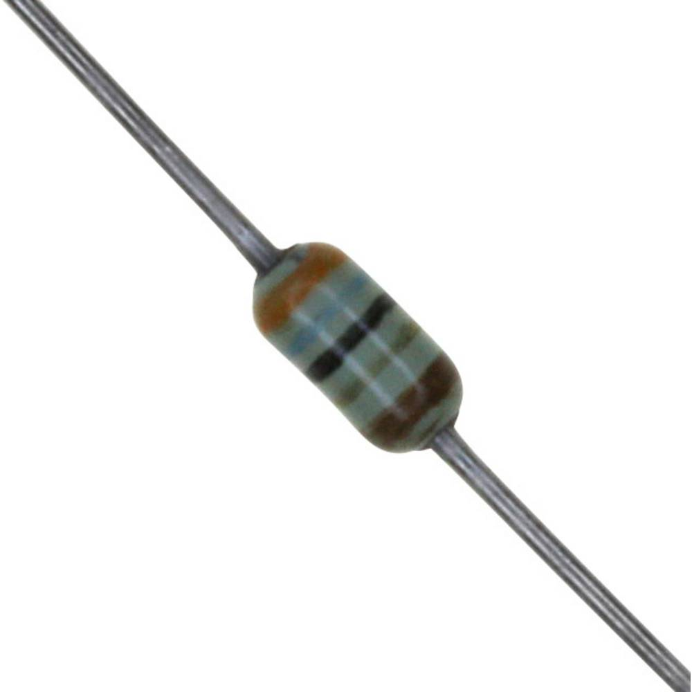 Kovinoplastni upor 36 aksialno ožičen 0.25 W Panasonic ERO-S2PHF36R0 1 kos