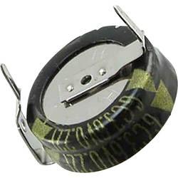 Super-Cap kondenzator 220 mF 3.6 V 20 % (promjer) 10.5 mm Panasonic EEC-RG0V224HN 1 kom.