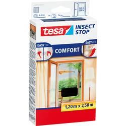 tesa Insect Stop Comfort 55910-21 okenska mreža za zaščito pred insekti (D x Š) 2500 mm x 1200 mm antracitna 1 KOS