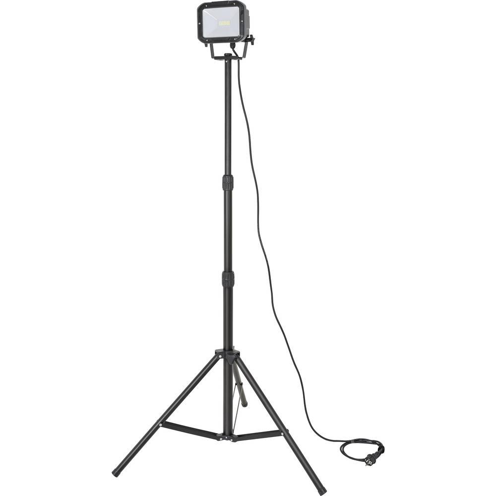 Brennenstuhl prenosna delovna SMD LED svetilka s stojalom SL DN 2806 S IP54 3m H05RN-F3G1,0 20W 1720lm energ. razred A 1175600