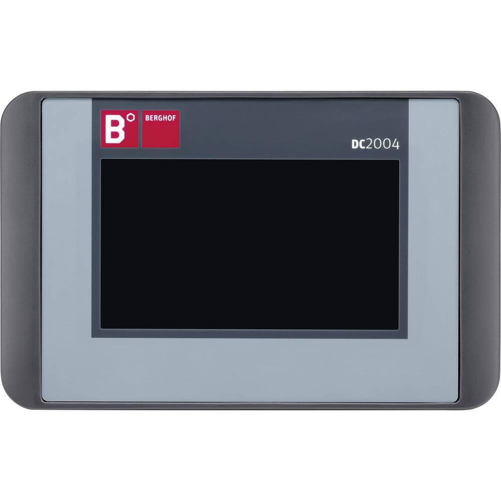 SPS zaslon na dotik z integrirano regulacijo Berghof DC2004W Q TS 0.8S 1131 442 270010000 24 V/DC