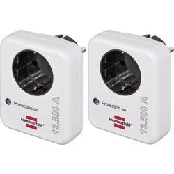 Vmesni vtič s prenapetostno zaščito za vtičnico Brennenstuhl SPA 135 1506980 13.5 kA