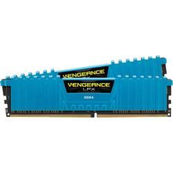 Komplet delovnega pomnilnika za osebni računalnik Corsair Vengeance® LPX Blue CMK16GX4M2B3000C15B 16 GB 2 x 8 GB DDR4-RAM 30