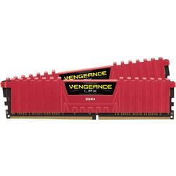 Komplet delovnega pomnilnika za osebni računalnik Corsair Vengeance® LPX Red CMK16GX4M2B3200C16R 16 GB 2 x 8 GB DDR4-RAM 320