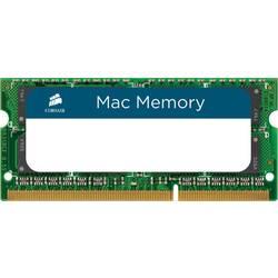 Komplet delovnega pomnilnika za prenosnik Corsair MAC™ Memory CMSA8GX3M2A1066C7 8 GB 2 x 4 GB DDR3-RAM 1066 MHz CL7 7-7-20