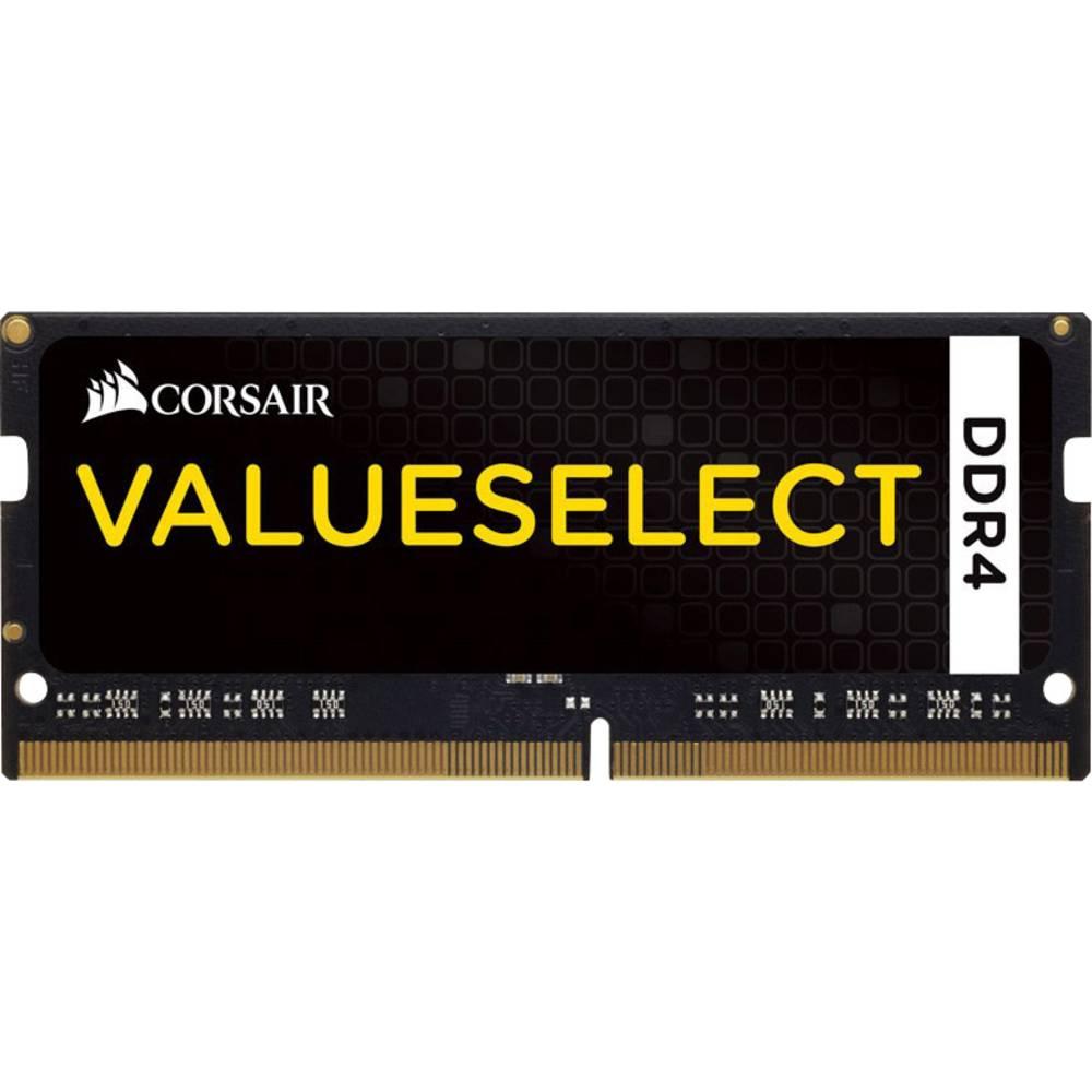 Modul delovnega pomnilnika za prenosnik Corsair ValueSelect CMSO16GX4M1A2133C15 16 GB 1 x 16 GB DDR4-RAM 2133 MHz CL15-15-15-36