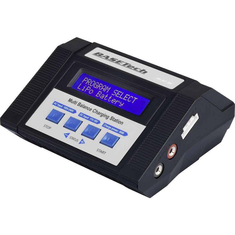 Modelarstvo-multifunkcijska polnilna postaj 100 V, 240 V, 12 V 10 A Basetech