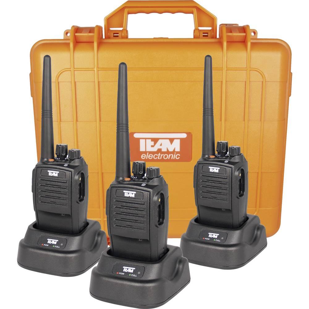PMR-handradio Team Electronic TeCom IP-DA32 Set 3 st
