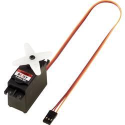 Reely Standard-Servo S-0060 MG Analog-servo Transmissionsmaterial: Metall Instickssystem: JR