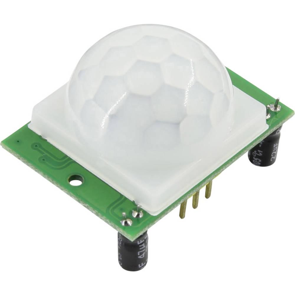 Modul s PIR senzorom kretanja 1 kom. SE062 Iduino 5 V/DC