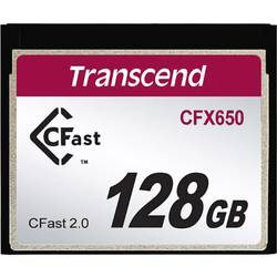 Transcend CFX650 cfast kartica 128 GB