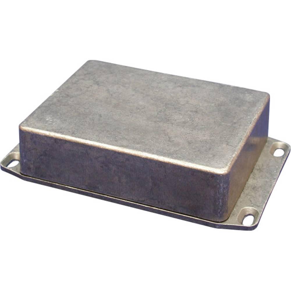 Universalkabinet 254 x 70 x 34.5 Aluminium Natur Hammond Electronics 1590WBX2FL 1 stk