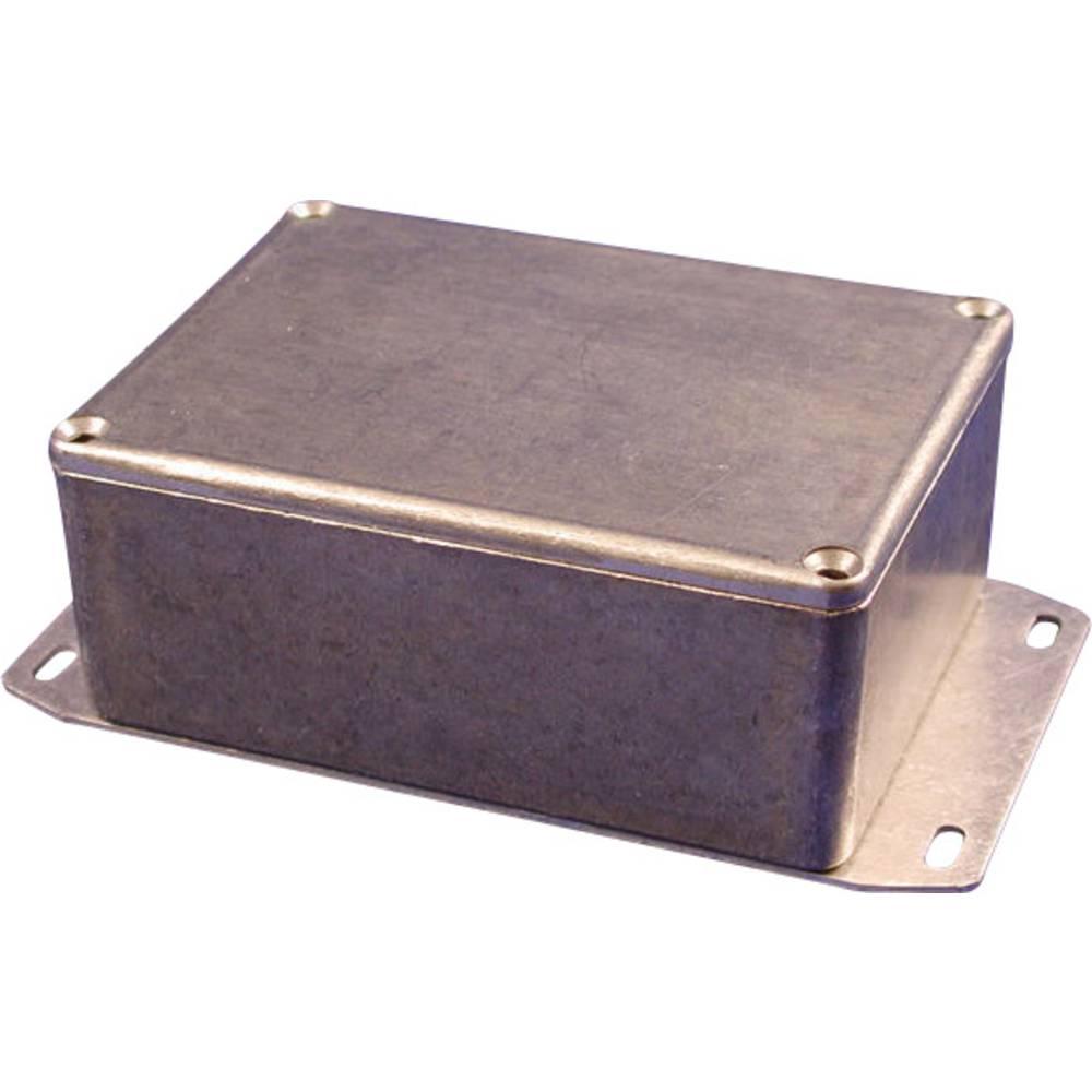 Universalkabinet 254 x 70 x 34.5 Aluminium Natur Hammond Electronics 1590WBX2F 1 stk