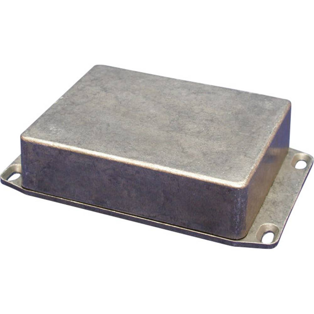 Universalkabinet 254 x 70 x 34.5 Aluminium Natur Hammond Electronics 1590BX2FL 1 stk
