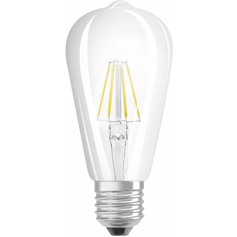 LED Kolvform E27 OSRAM Filament 4 W 470 lm A++ Varmvit 1 st