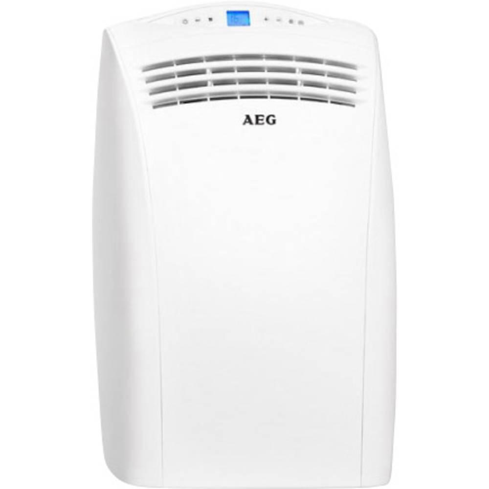 Monoblok klima 2700 W, EEK: A+, AEG Haustechnik K27 A plus 233753 bela
