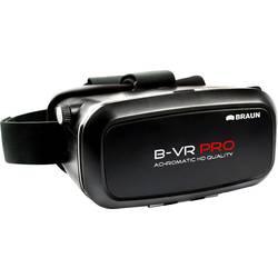 Braun Germany B-VR 360 Svart/Silver VR-glasögon