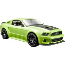1: 24 model avtomobila Maisto Ford Mustang 2014