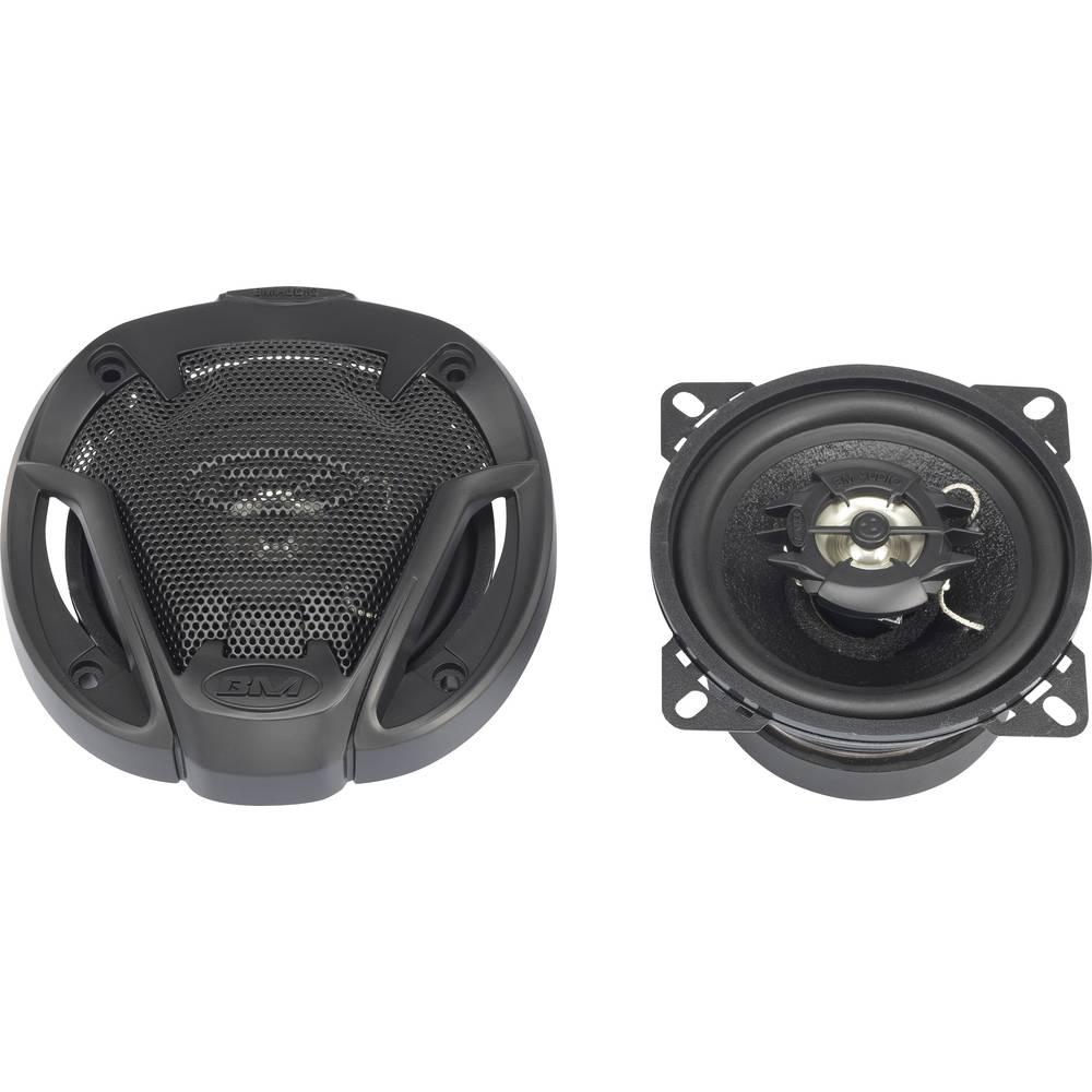 2-vejs koaksial-indbygningshøjtaler Boschmann XJ1-G434T2 250 W 1 pair
