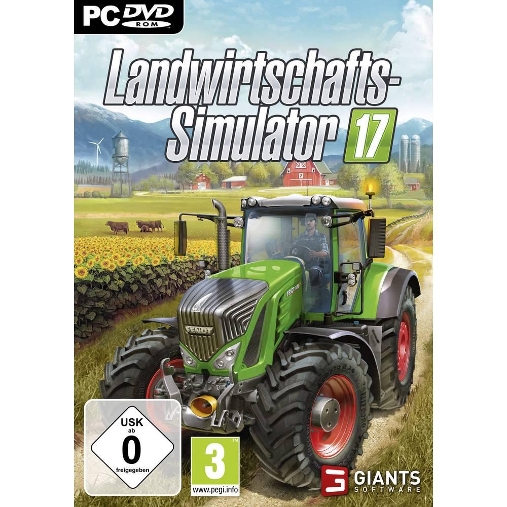 Landwirtschafts-Simulator 17 PC USK: 0