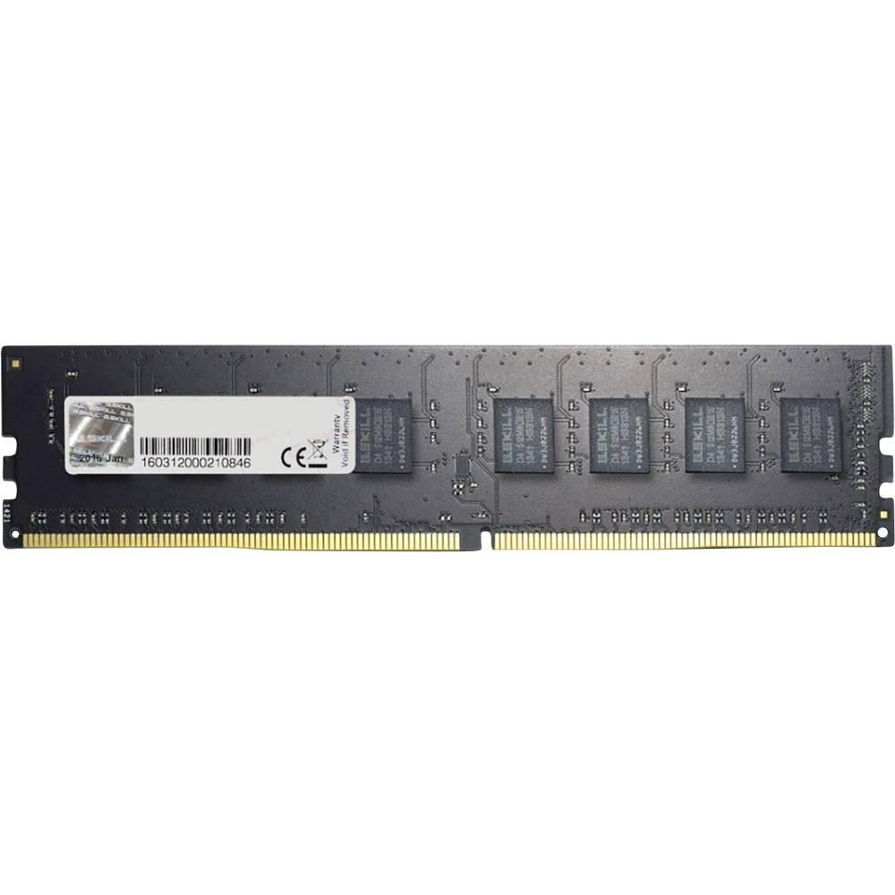 Delovni spomin za osebni računalnik Modul G.Skill Value F4-2400C15S-8GNT 8 GB 1 x 8 GB DDR4-RAM 2400 MHz CL15-15-15-35