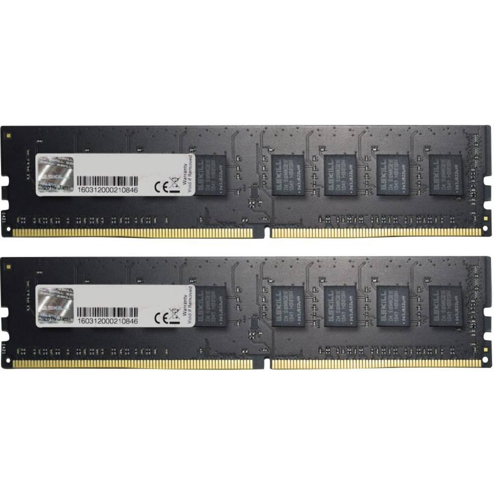 Komplet delovnega spomina za osebni računalnik G.Skill Value F4-2133C15D-16GNT 16 GB 2 x 8 GB DDR4-RAM 2133 MHz CL15-15-15-35