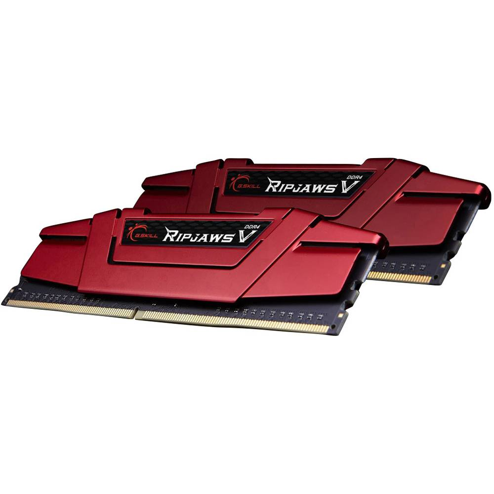 G.Skill PC pomnilniški komplet F4-3200C15D-16GVR 16 GB 2 x 8 GB DDR4-RAM 3200 MHz CL15-15-15-35