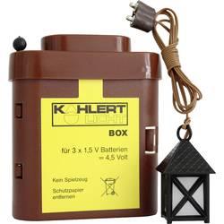 Fenjer za jaslice Kahlert Licht 20104 4.5 V s kutijom za baterije