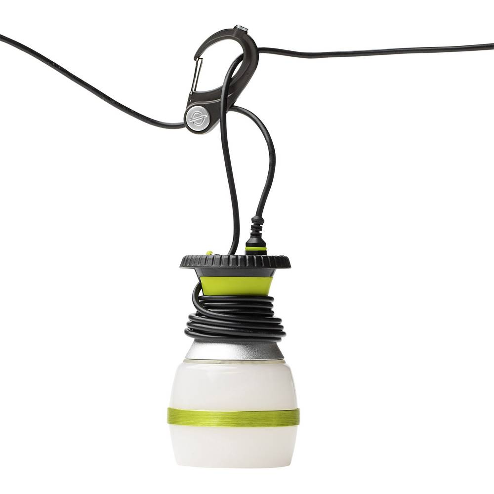 LED svjetiljka za kampiranje Goal Zero Light-a-life 350 s automobilskim utikačem 264 g crna, zelena 24004