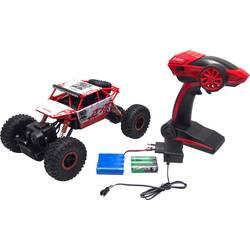 Amewi 22195 Conqueror 1:18 RC začetniški model avtomobila na električni pogon, Crawler pogon na vsa kolesa
