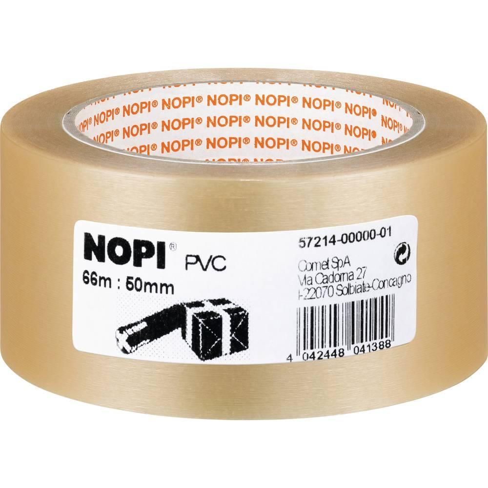 Pakirni trak TESA Nopi® (D x Š) 66 m x 50 mm Acryl vsebina: 1 rola