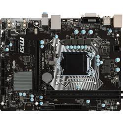 Bundkort MSI Gaming H110M Pro-D Intel® 1151 Micro-ATX Intel® H110
