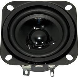 2.3 palčna Šasija za širokopasovni zvočnik Visaton FR 58 / 8 OHM 10 W 8