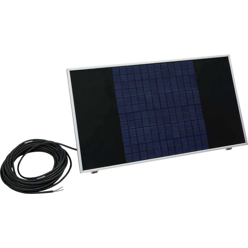 Solarni modul za pogon za garažna vrata Kaiser Nienhaus 350550