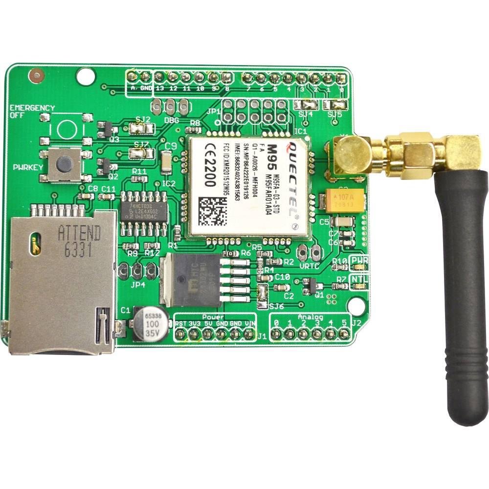 Expansionsmodul SOS Electronic ARDUINO_M95FA-GSM/GPRS