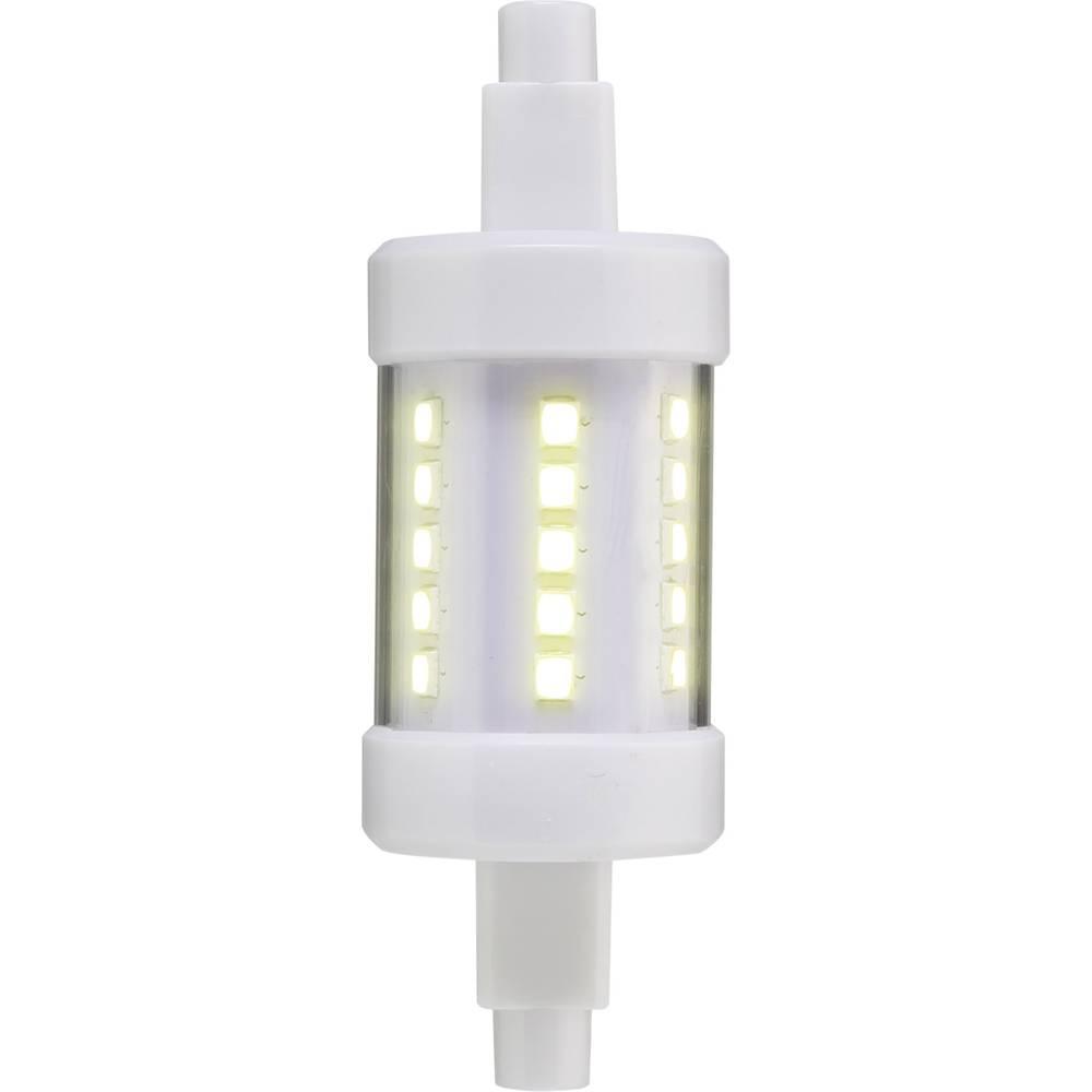LED R7s oblika cevi 4.5 W = 40 W topla bela (premer x D) 27 mm x 78 mm EEK: A+ Sygonix 1 kos