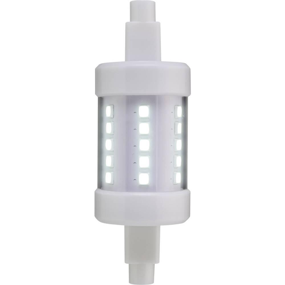 LED R7s oblika cevi 4.5 W = 40 W hladno bela (premer x D) 27 mm x 78 mm EEK: A+ Sygonix 1 kos