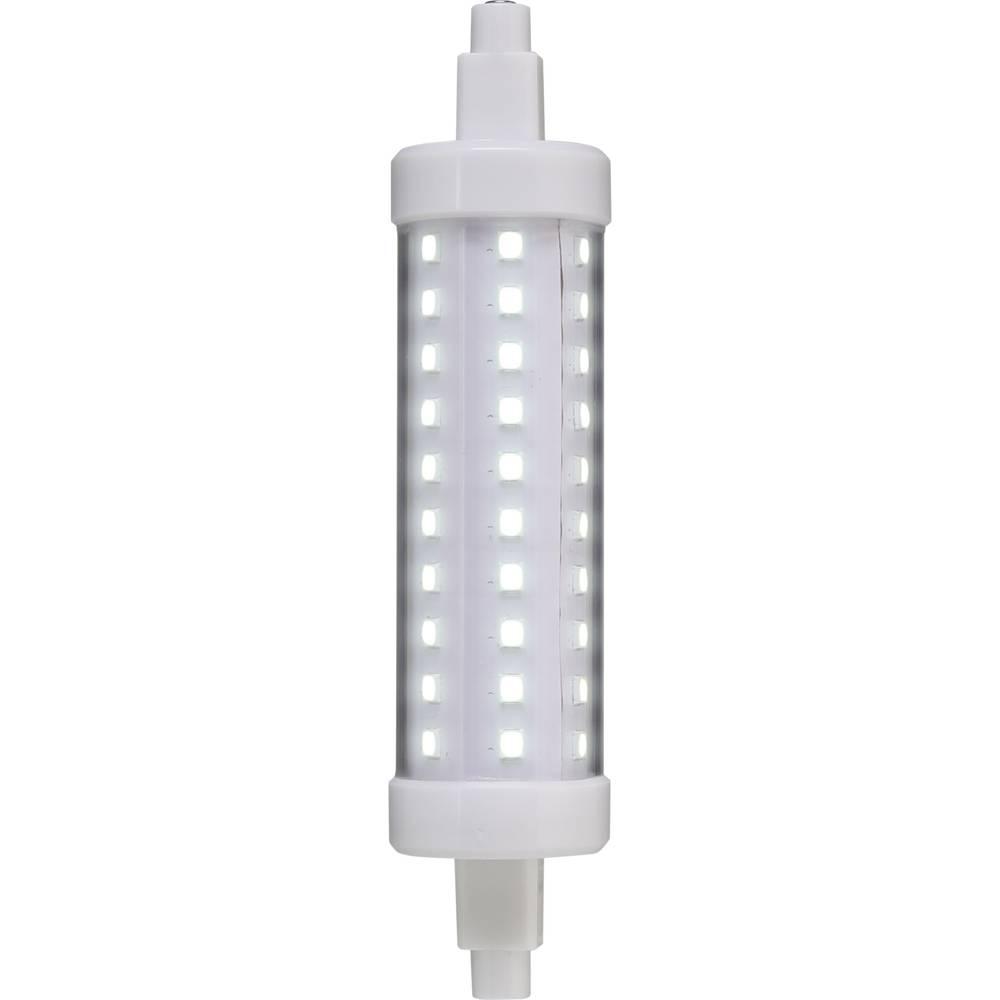 LED R7s oblika cevi 7 W = 60 W hladno bela (premer x D) 27 mm x 118 mm EEK: A+ Sygonix 1 kos