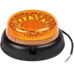 Rotorblink 12 V, 24 V, 40 V via ledningsnet Skruemontering Orange SecoRüt E-Nummer