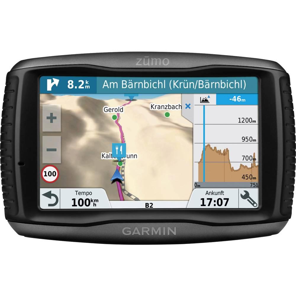 Motorcykel-GPS 5  Garmin Zumo 595LM Europa