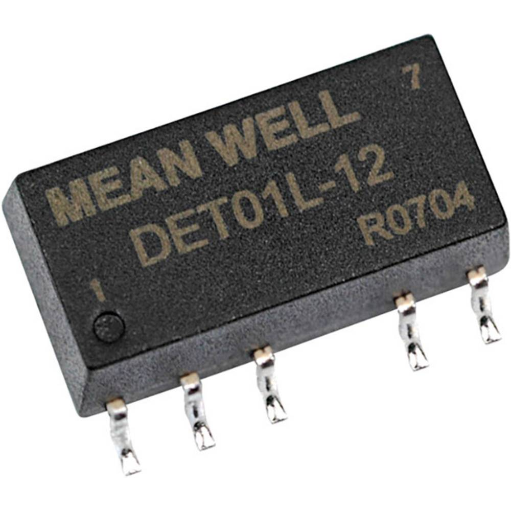 DC/DC pretvornik SMD Mean Well impulzni 5 V/DC +9 V/DC, -9 V/DC +56 mA 1 W št. izhodov: 2 x