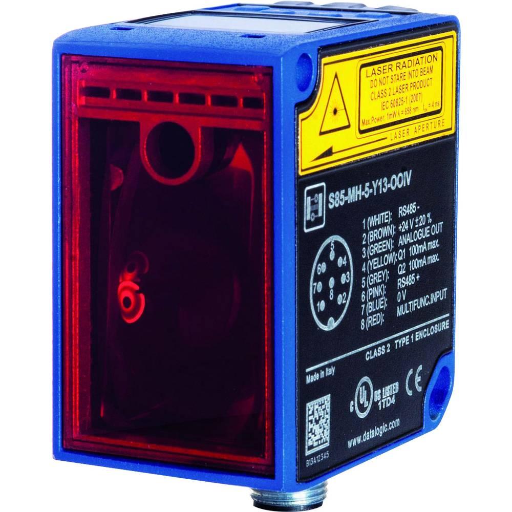 Laserski senzor udaljenosti 1 kom. S85-MH-5-Y03-OOI DataLogic 24 V/DC domet min. (na otvorenom): 0.2 m (D x Š x V) 72.3 x 60 x 3