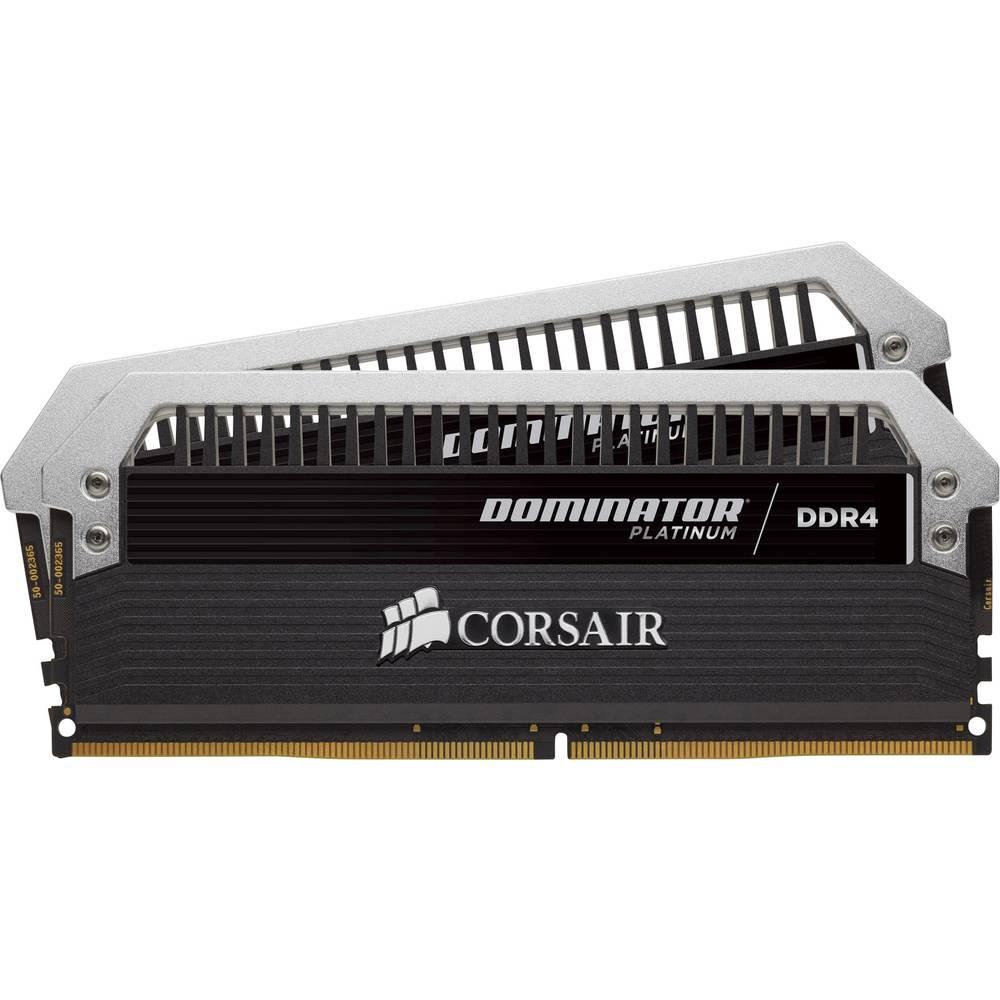 Komplet delovnega spomina za osebni računalnik Corsair Dominator CMD16GX4M2B3000C15 16 GB 2 x 8 GB DDR4-RAM 3000 MHz CL15 17-17-