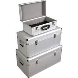 Outdoor kovček Perel aluminijast 1827-3