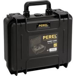 Perel Outdoor trdi kovček (Š x V x G) 336 x 148 x 300 mm črne barve HC300S