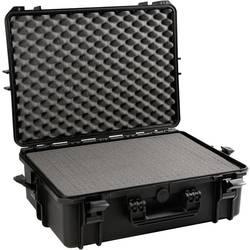 Perel Outdoor trdi kovček (Š x V x G) 594 x 270 x 473 mm črne barve HC540SH245